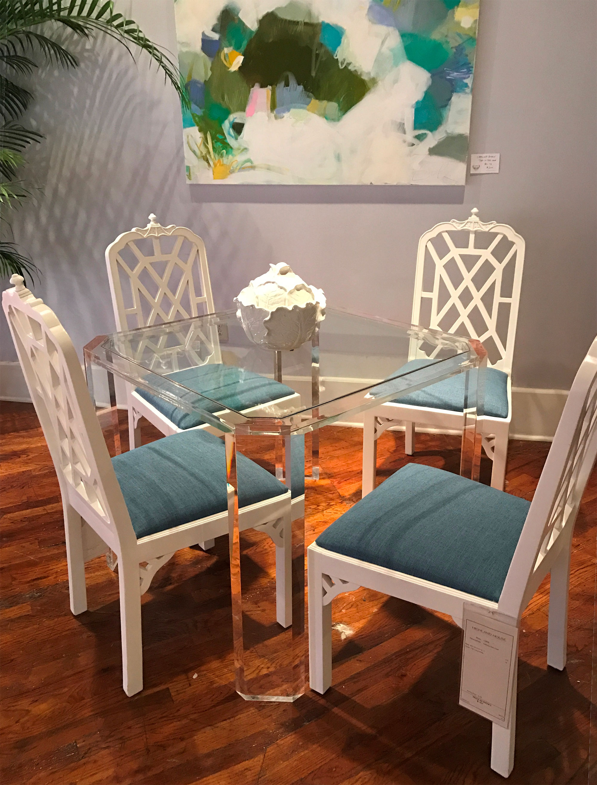 Dining Room Decorator and Design Services in New Bern NC