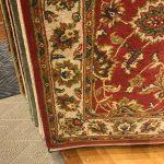 Selecting the rug