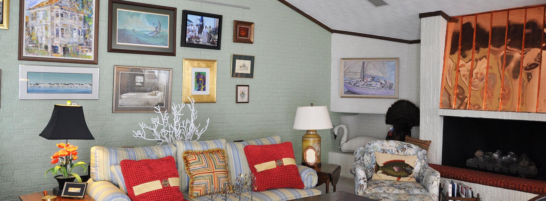 Living Room Design In New Bern Nc